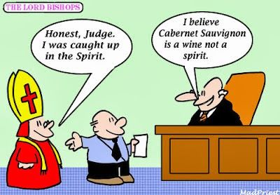 funny drinking priest joke - click to read.