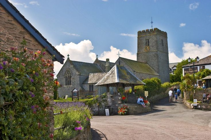 Morthoe- alternative to staying in Woolacombe.   The Smugglers Rest - Miss Fea's Cafe - Things to do and what's on - Morte Point