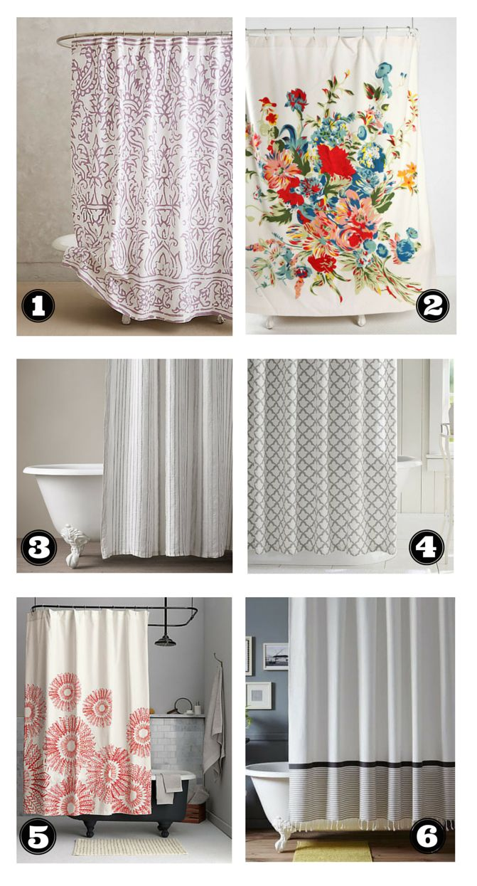 best  best shower curtains ideas on pinterest  guest bathroom  - the  best shower curtains for your bathroom