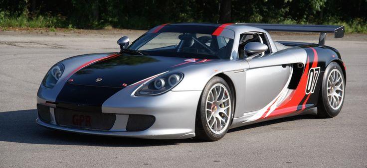 One of 9 Carrera GTs sold new in Belgium