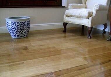 Engineered Oak with high gloss product