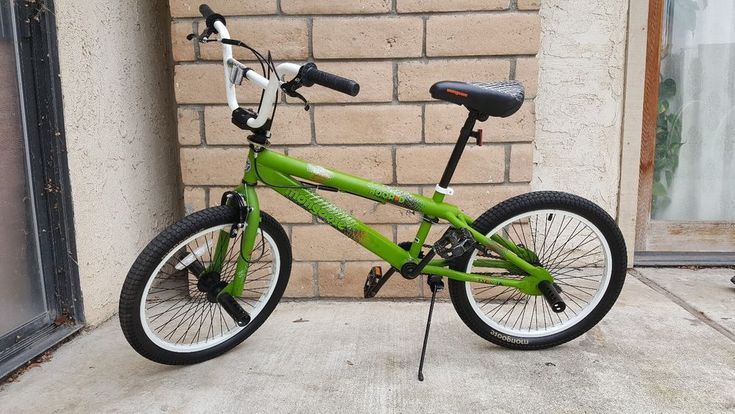 "Mongoose Hoop D BMX Bike Freestyle Bicycle 20"" (Local Pickup Only) #Mongoodse"