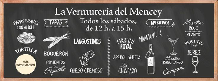 La Vermutería del Mencey es un rincón gastronómico exclusivo en Santa Cruz de Tenerife donde disfrutar de exquisitos aperitivos y tapas cada sábado de las 12:00 a las 15:00. Es un lugar de encuentro en el corazón de Santa Cruz de Tenerife, en el lujoso hotel IBEROSTAR Grand Mencey. #VermuteríadelMencey #Tenerife #IberostarHotels&Resorts
