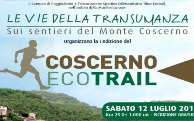 ATLETICA NOTIZIE:COSCERNO ECOTRAIL  il 12 luglio 2014 a Poggiodomo (PG) #coscernoecotrail