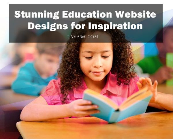 Top 20 Stunning #Education #Website #Designs for Inspiration