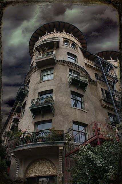 Hotel voyeur california