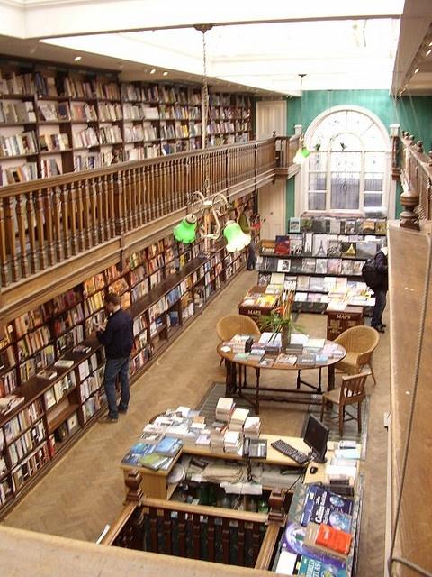 Daunt Bookshop, Thayer St, Marylebone