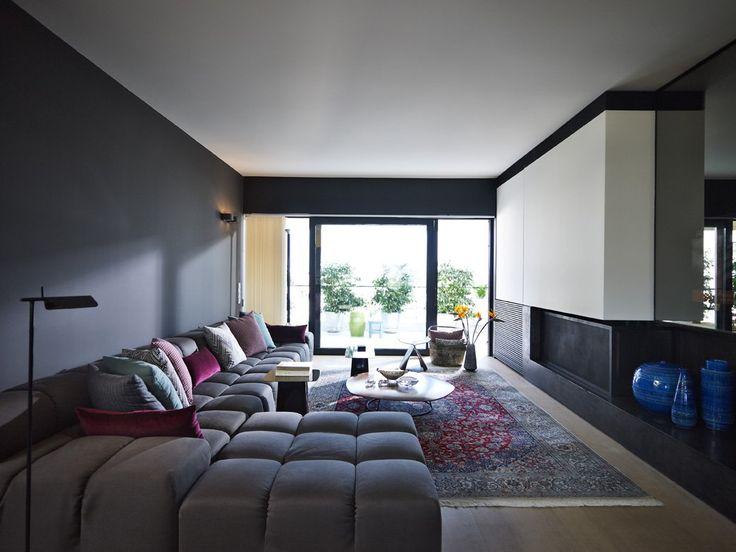 117 best Apartment Interior Design images on Pinterest Modern