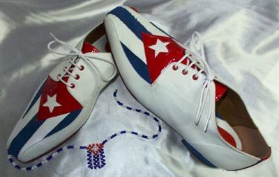 Handmade Latin Shoes for Latin for Men  Χειροποίητα Latin ανδρικά  παπούτσια- Heraki.gr