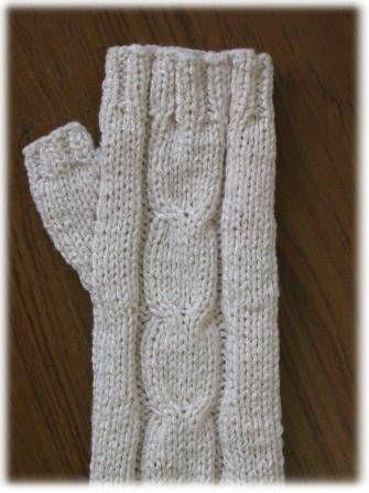 Knitting pattern for fingerless gloves: Knitting Patterns, Knitt Crochet Patterns, Knits Patterns, Knit Patterns, Gloves Patterns