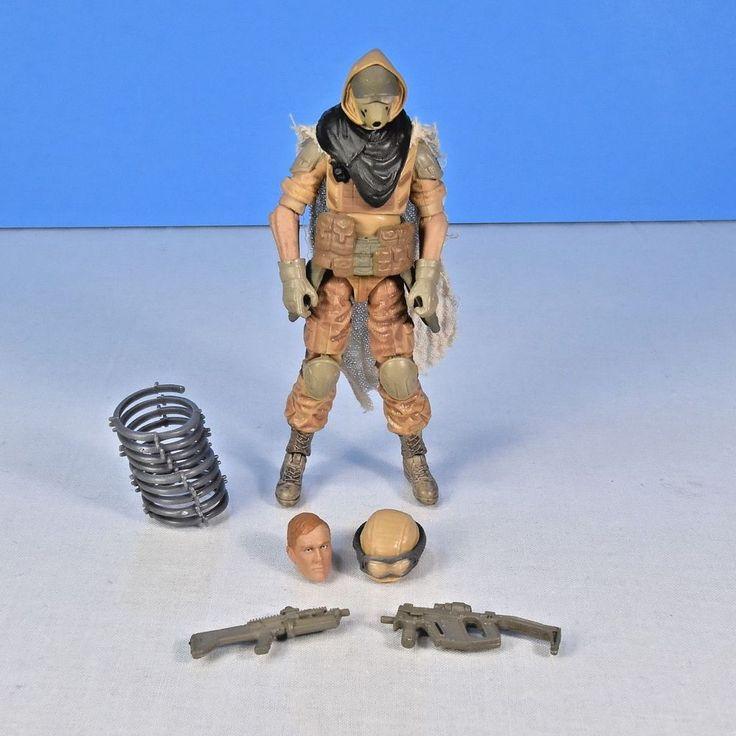 GI JOE - Dusty, Pursuit of Cobra, 2010, Desert Battle variant, COMPLETE #Hasbro #gijoe #toys #toy #toys4sale #toysforsale #toystore #forsale #hallstoybox