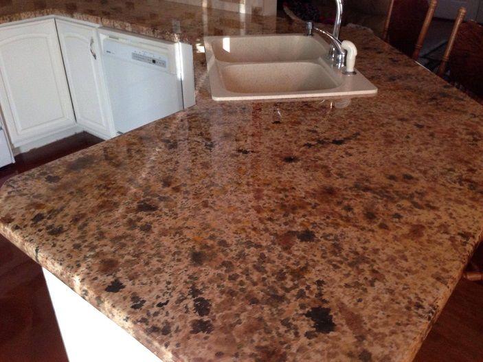 Countertop Resurfacing Acadiana LA Louisiana Decorative Concrete Co ...