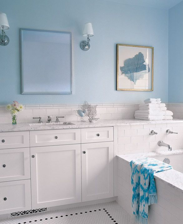 stick with what works blue california cottage coastal living