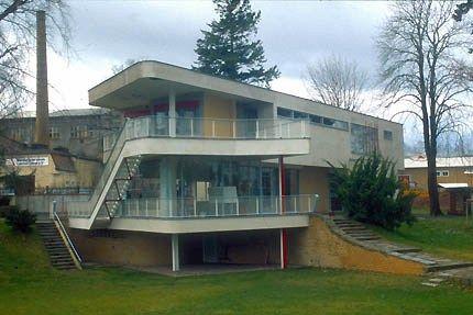 Hans Scharoun – Sun Trap – blog d'architecture