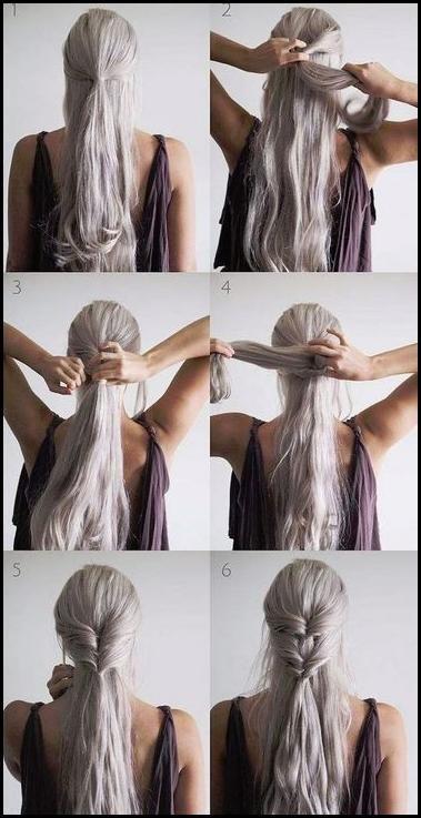 12 coiffures simples pour tout le monde et toutes les filles paresseuses