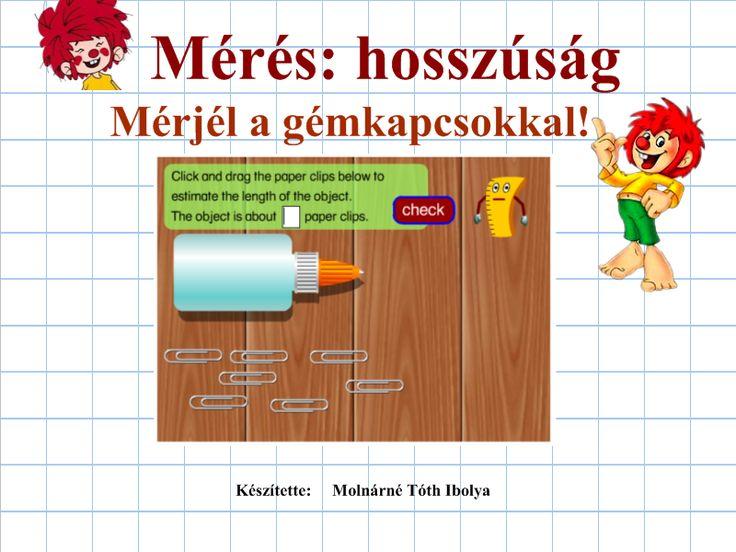 Fotó itt: Mérések, mértékegységek 1-4. osztály részére interaktív tananyag - Google Fotók