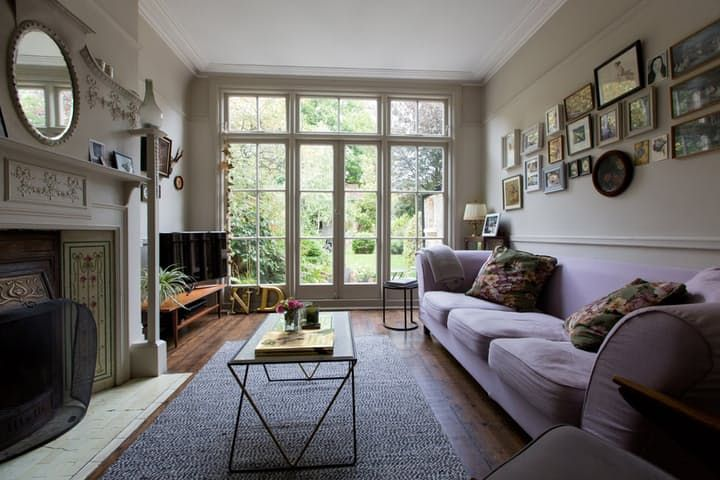 House Tour: An Eclectic, Comfy Family Home in London | Apartment Therapy
