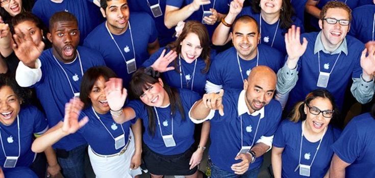 Apple alt crez si noi nume pentru angajati | iDevice.ro