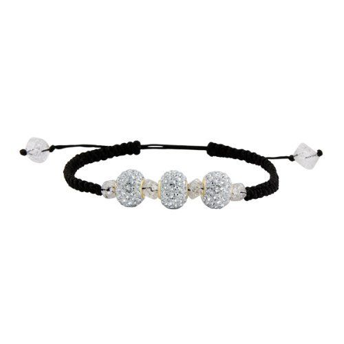 Swarovski Crystal White Ball Bracelet JewelExcess. $39.99. Wonderful Swarovski Crystal White Ball Bracelet. Arrives in a FREE box, ready for that special someone.. Create a dazzling impression to any outfit.. Shine in peace and serenity with this bracelet.
