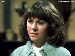 Elisabeth Sladen Sarah Jane Smith Doctor Who Companion