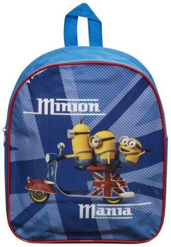 Minions Rugzak - Minion Mania (7967) #minions #minionmania #kinderrugzak #kinderrugtas