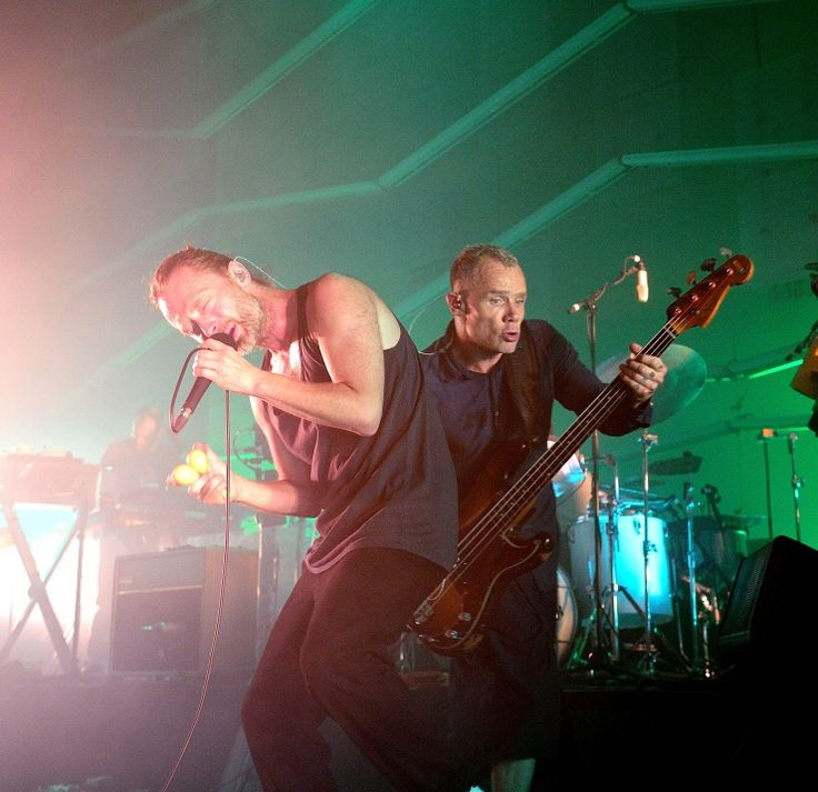 Atoms For Peace | GRAMMY.com