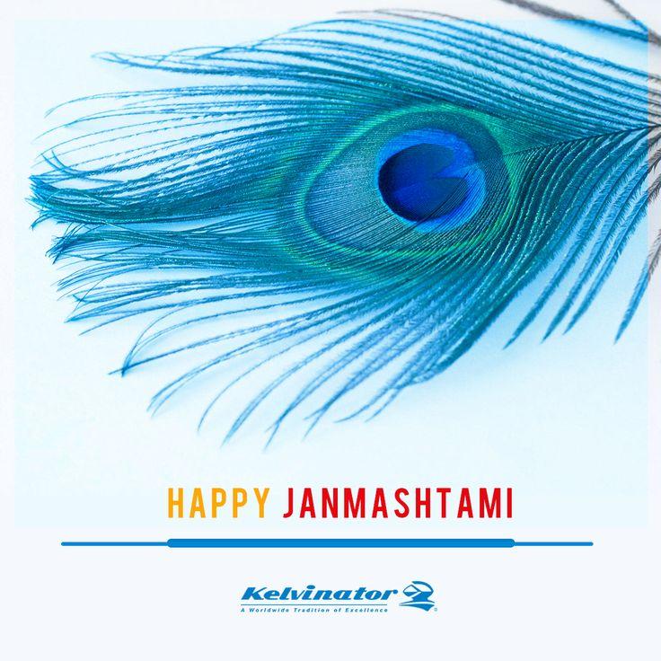 Happy Janmashtami to all of you. #kelvinator