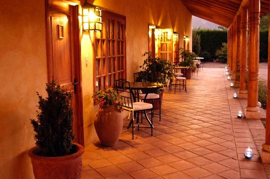 Posada Colchagua Bed and Breakfast in Santa Cruz,  #Colchagua Chile
