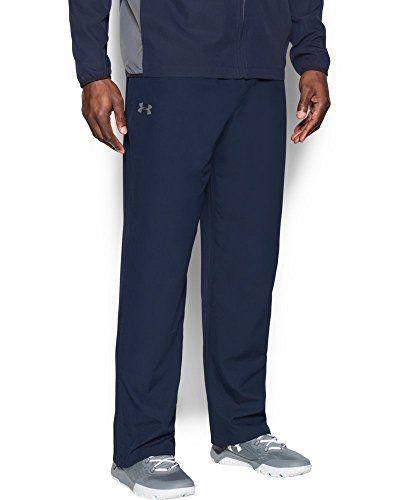 Under Armour Men's Vital Warm-Up Pants Midnight Navy/Graphite Medium