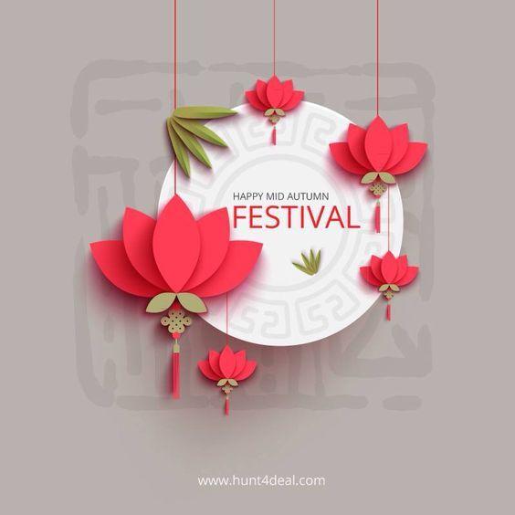 Happy mid autumn festival !:
