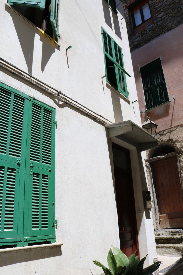 Pigna (IM) - Vicolo Sant'Antonio