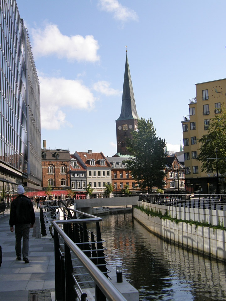 I wish to get back to Aarhus one more time...