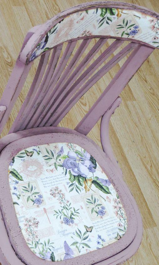 M s de 1000 ideas sobre sillas de pintura de tiza en - Como pintar con pintura a la tiza ...
