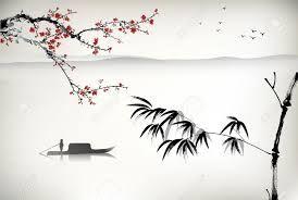 """Résultat de recherche d'images pour """"peinture pommier du japon"""""""