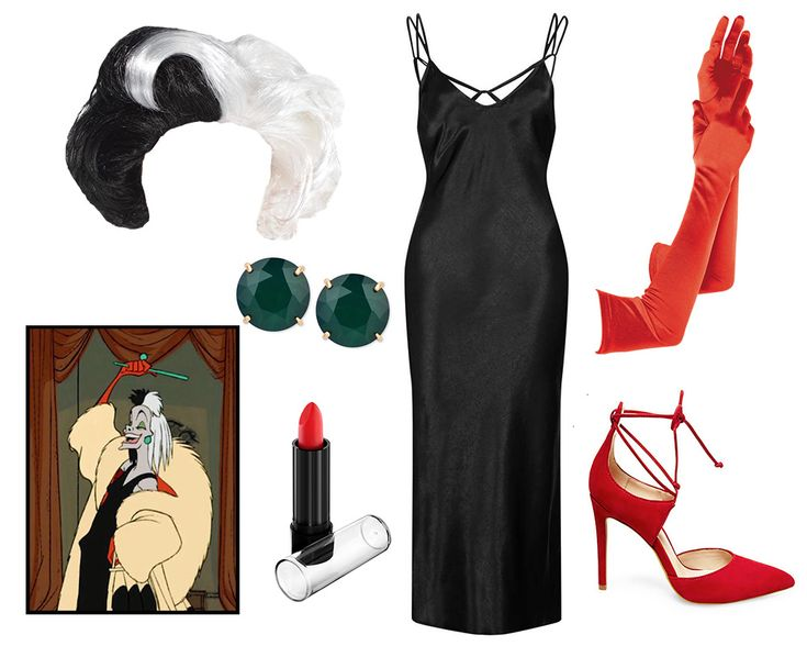 villain halloween costumes for couples