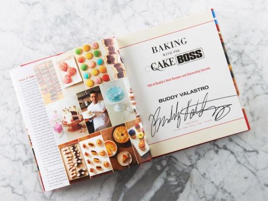 Buddy Valastro Kitchen Boss Recipe Book Where To Buy