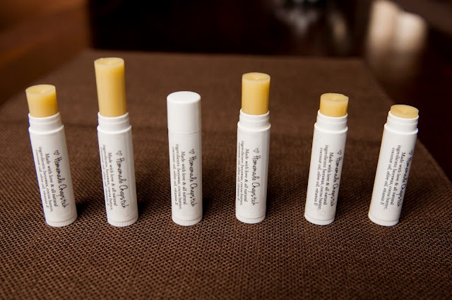 All natural chapstick recipe