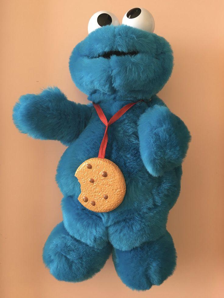 16++ Cookie monster stuffed animal ideas in 2021