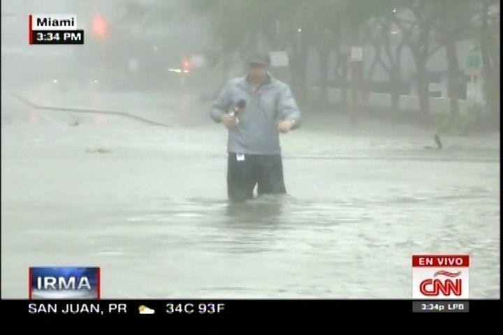 Huracán Irma: Situación Actual Desde Miami