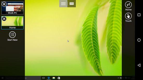 Microsoft Remote Desktop- screenshot thumbnail