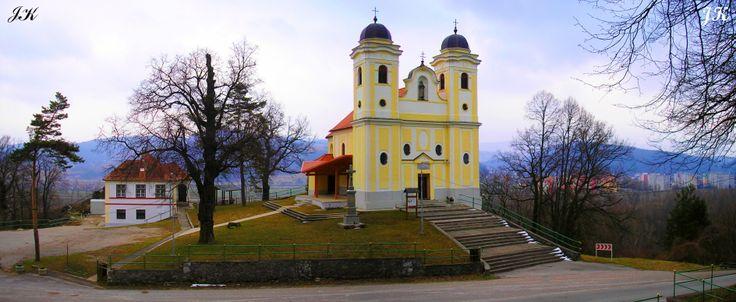Pútnické miesto SKALKA pri Trenčíne