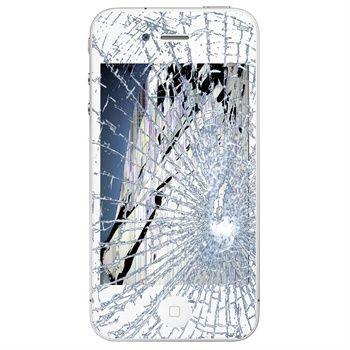 Reparasjon av iPhone 4 knust glass