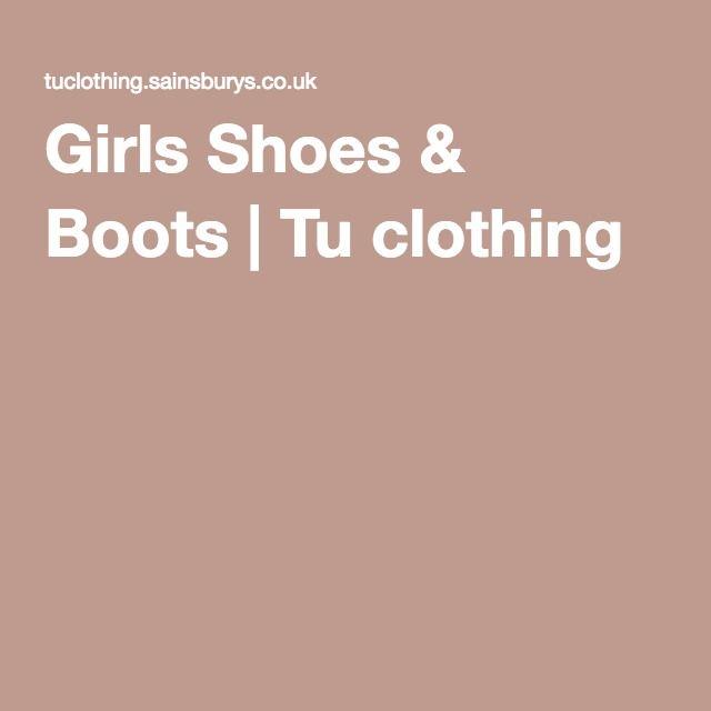Girls Shoes & Boots | Tu clothing