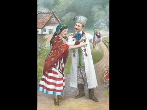 Nie chodź koło róży - Piosenka Ludowa (Polish folk song)