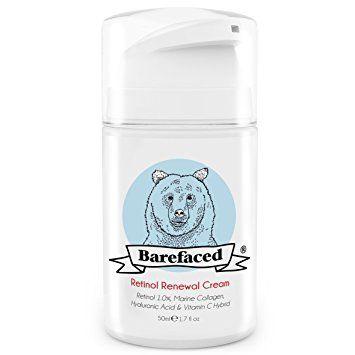 BeBarefaced Crema Hidratante con Retinol