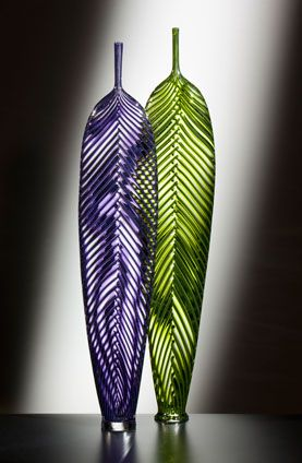 dante marioni, an amazing american glass artist-so pretty and delicate#Repin By:Pinterest++ for iPad#