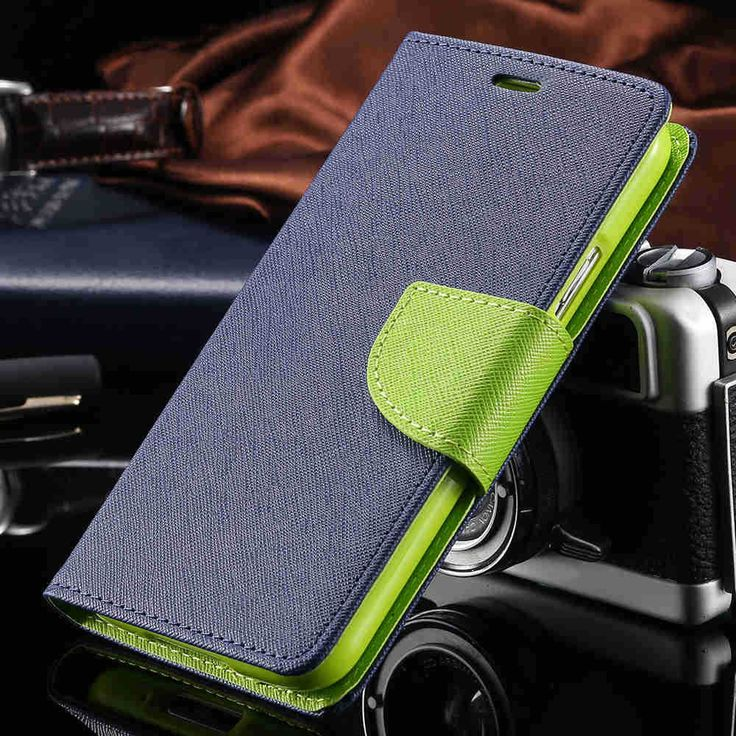 New Fashion Luxury with logo Flip Case for Samsung Galaxy Note 2 II N7100 Leather Wallet Stand Brand Cover Cute Elegant | Best Online Store - FREE DELIVERY WORLDWIDE