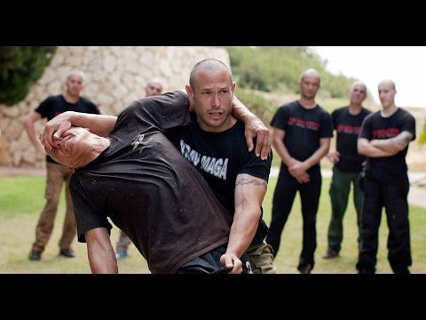 This is what a REAL KRAV MAGA MASTER looks like! - YouTube Yea, this guy is a badass! Check it out!