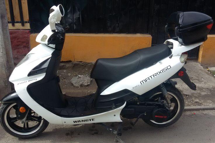 Moto Scooter WANGYE MOTOR MATRIX 150