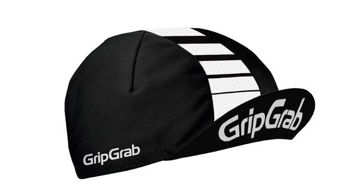 GripGrab Cycling Cap - Gorra de ciclismo para hombre, color negro, talla única